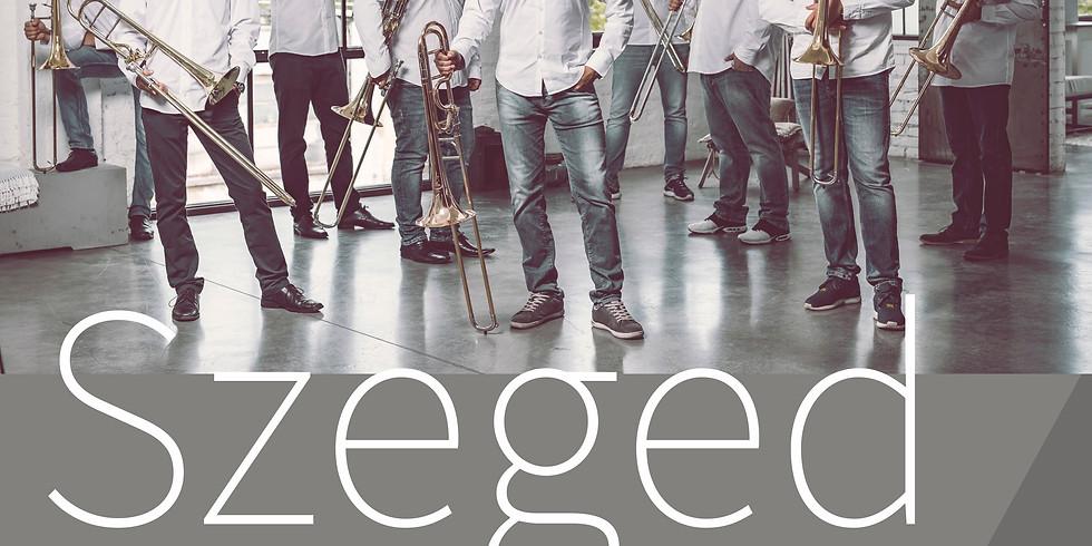Szeged Trombone Ensemble Concert in Rothenuffeln