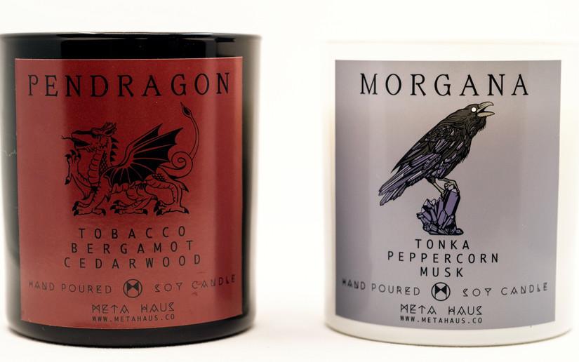 PENDRAGON & MORGANA