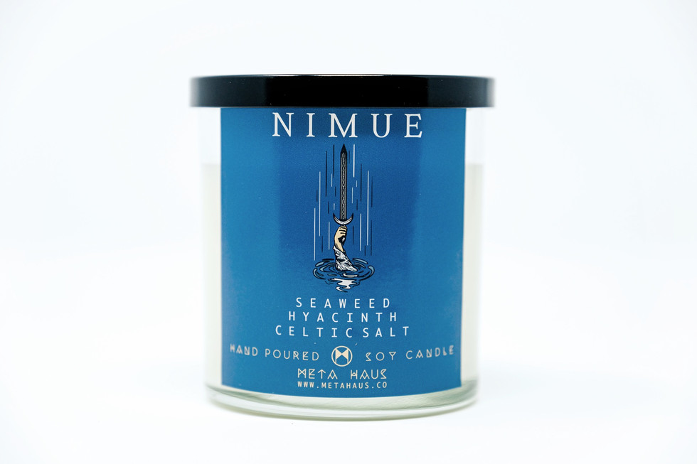 Nimue Candle