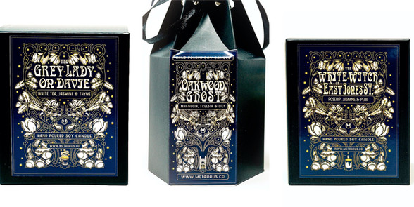 Oak City Originals Candle Series