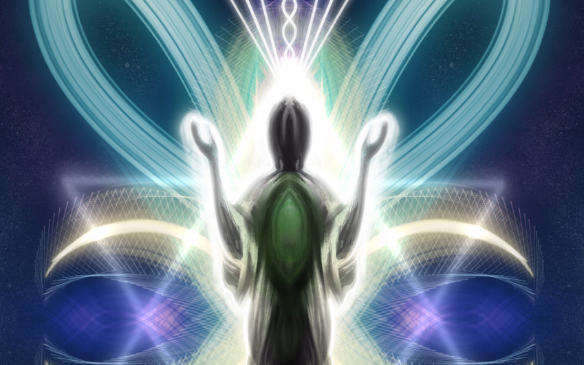 """""""GREEN RAY ACTIVATION"""""""