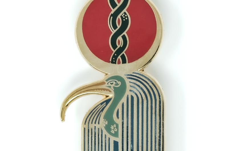 Thoth Pin