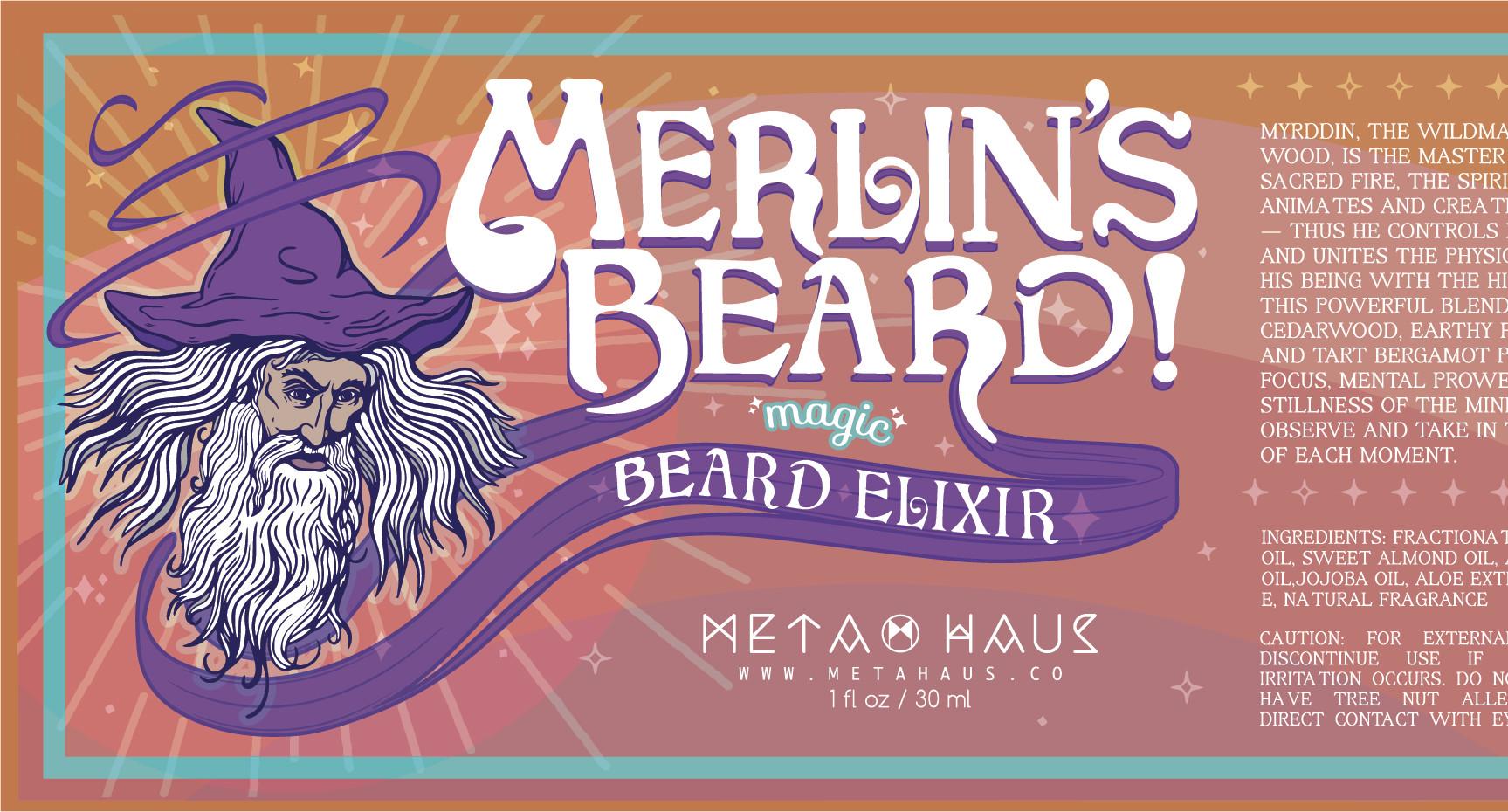 Merlin's Beard!