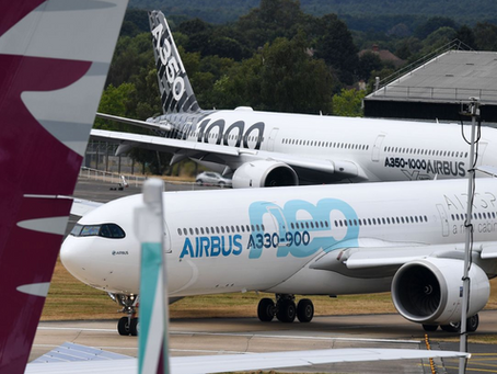 Today's Logistics Report: Packaging for Refills; Airbus May Take Wing; Walmart's Driving Trucks