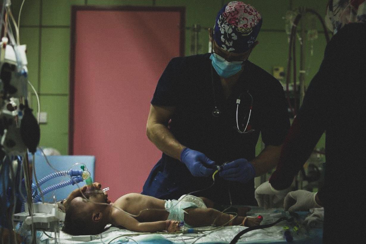 Benghazi Surgery