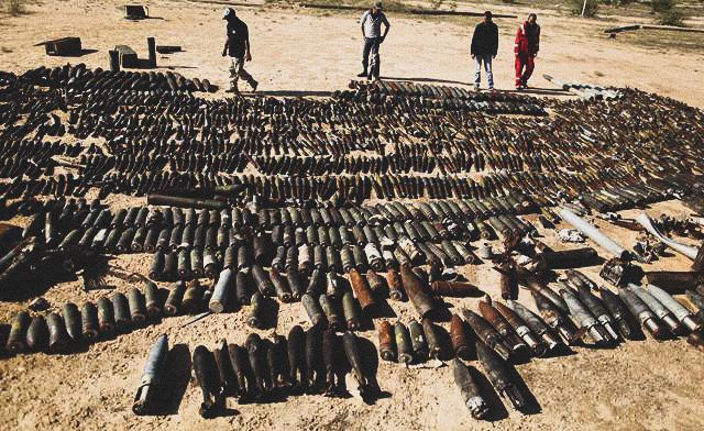 Libya Demining 2