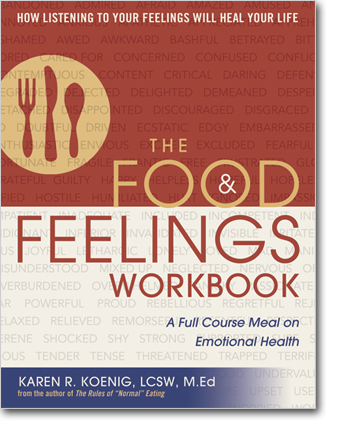 Food and Feelings Wkbk