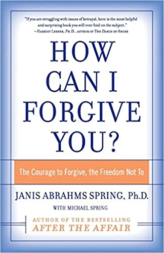 How can I forgive...