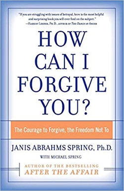 How can I forgive...