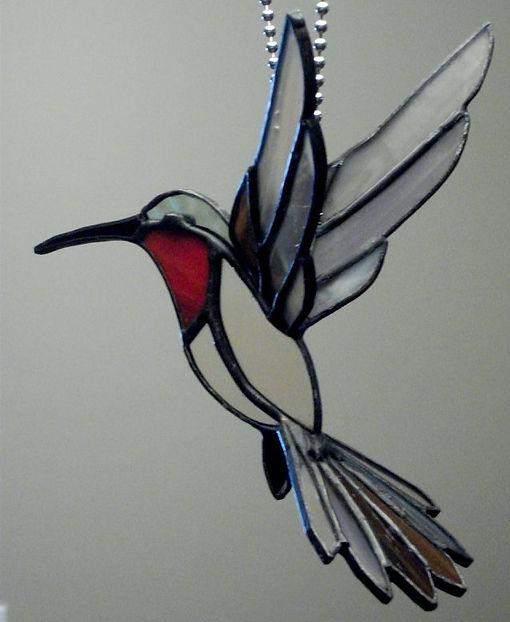 3D Flying Humming Bird