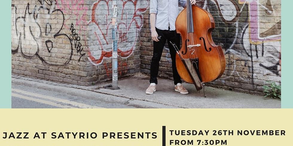 Jazz @ Satyrio: Ben Somers Trio