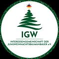 Logo Interessengemeinschaft der Jungweihnachtsbaumanbauer IGW