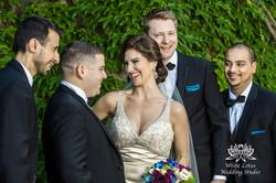 163 - Wedding - Toronto - Liberty Grand - Bridal Party - PW
