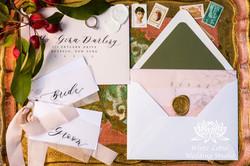 173- SPRING GARDEN WEDDING INSPIRATION