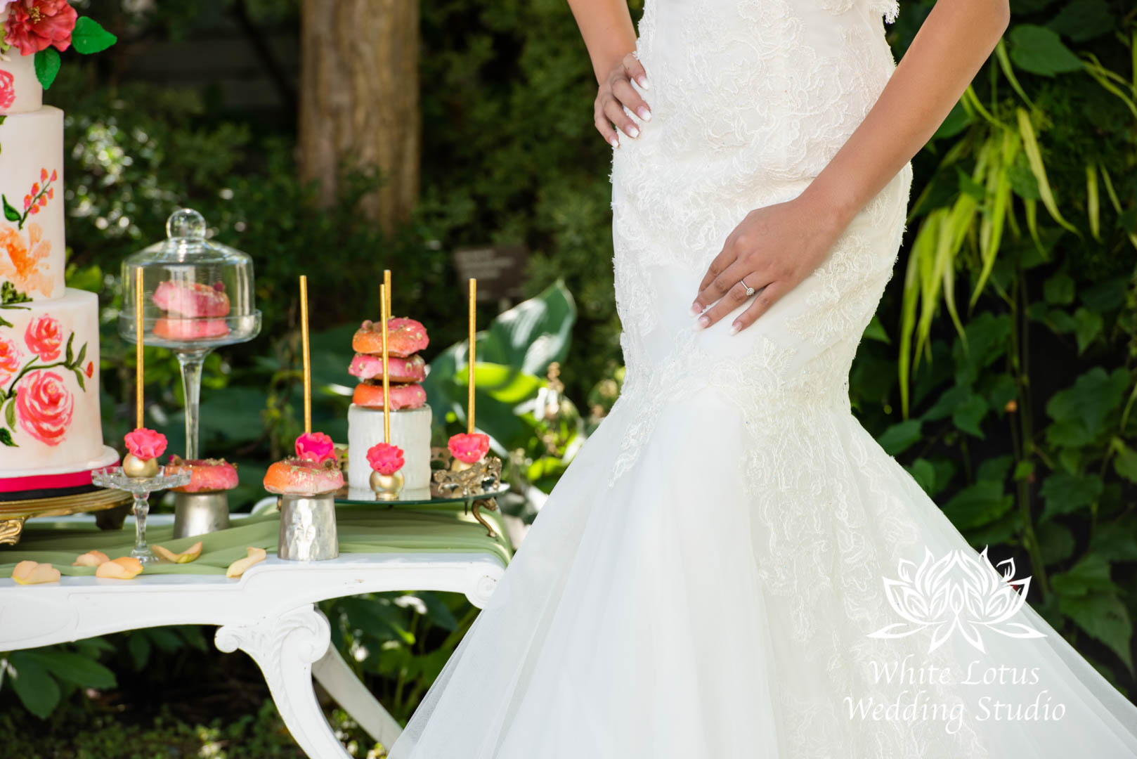 058- SPRING GARDEN WEDDING INSPIRATION