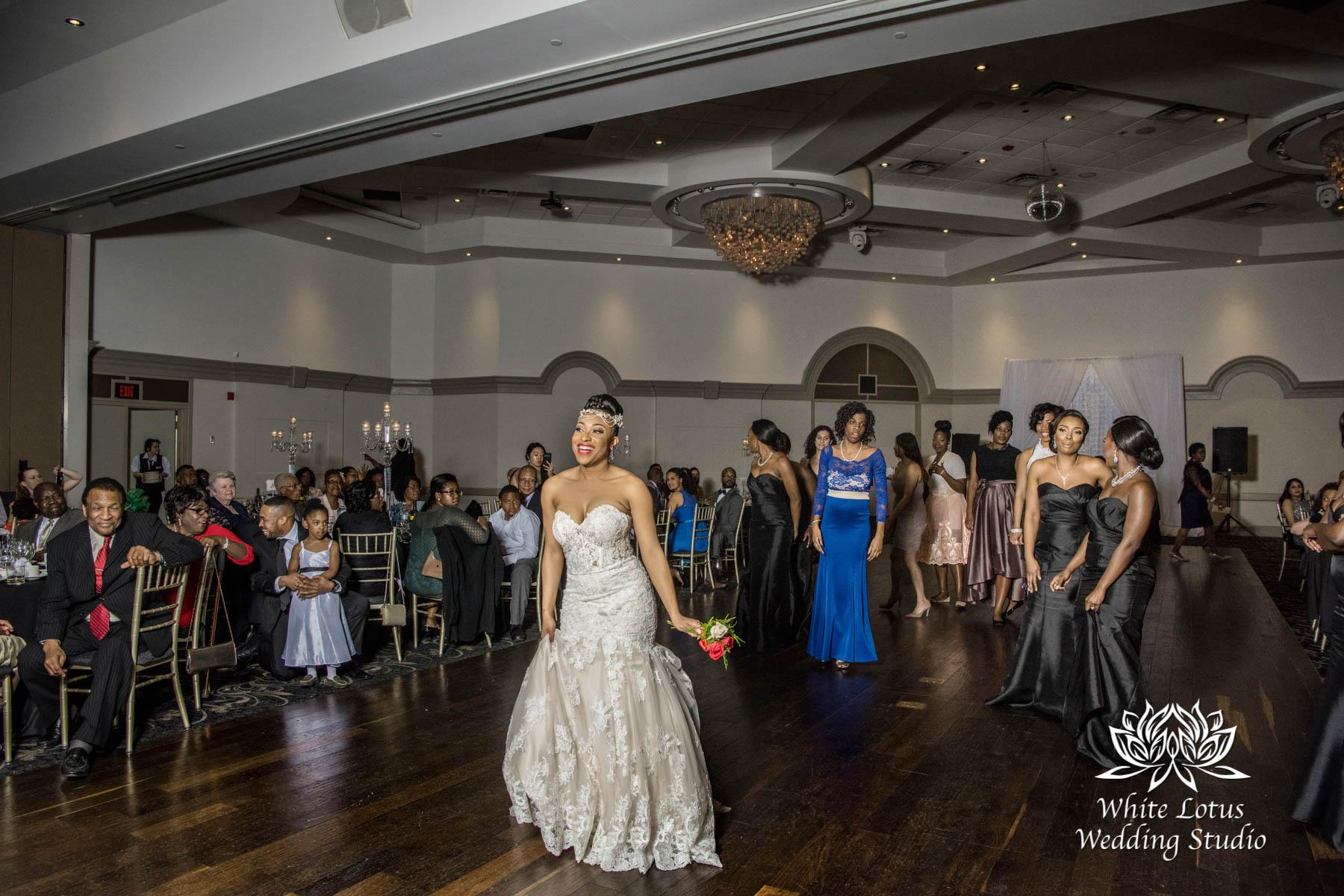 341 - Wedding - Toronto - Fontana Primavera Event Centre