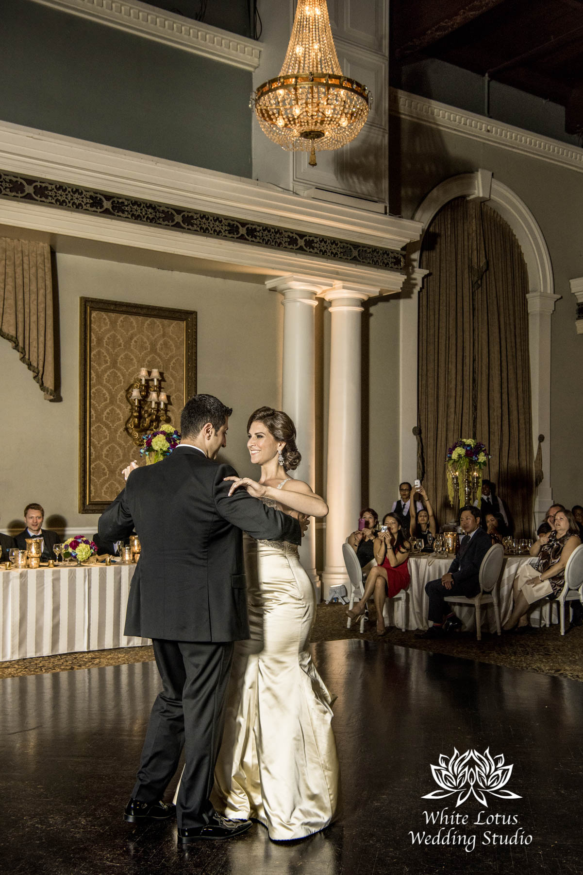 293 - Wedding - Toronto - Liberty Grand - First Dance - PW