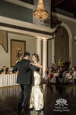 293 - Wedding - Toronto - Liberty Grand - First Dance - PW