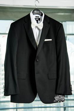 005 - Wedding - Toronto - Groom getting ready - WP