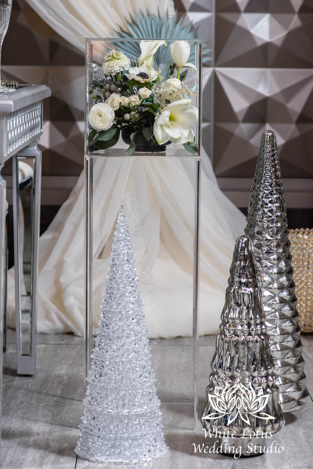 120- GLAM WINTERLUXE WEDDING INSPIRATION