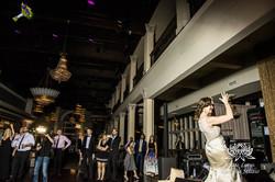 322 - Wedding - Toronto - Liberty Grand - Toss Bouquet - PW