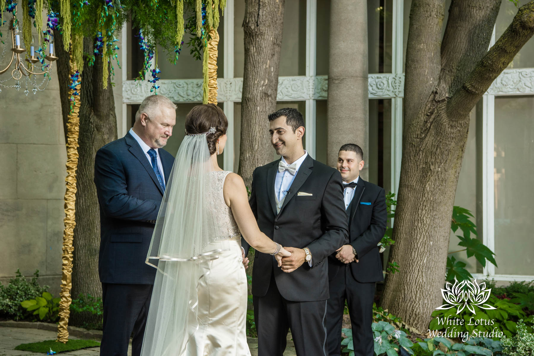 230 - Toronto - Liberty Grand - Wedding Ceremony - PW