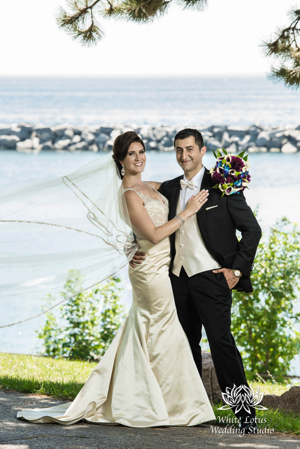 097 - Wedding - Toronto - Lakeshore wedding - PW