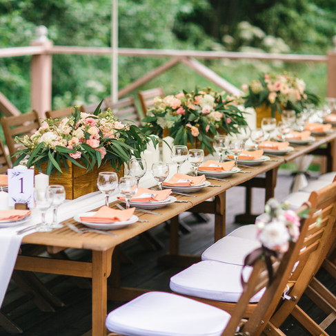 Wedding style - Rustic