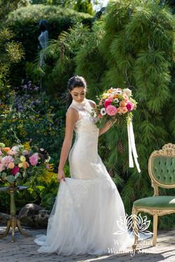 146- SPRING GARDEN WEDDING INSPIRATION