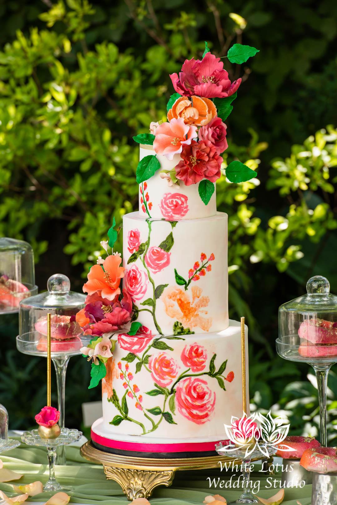 035- SPRING GARDEN WEDDING INSPIRATION