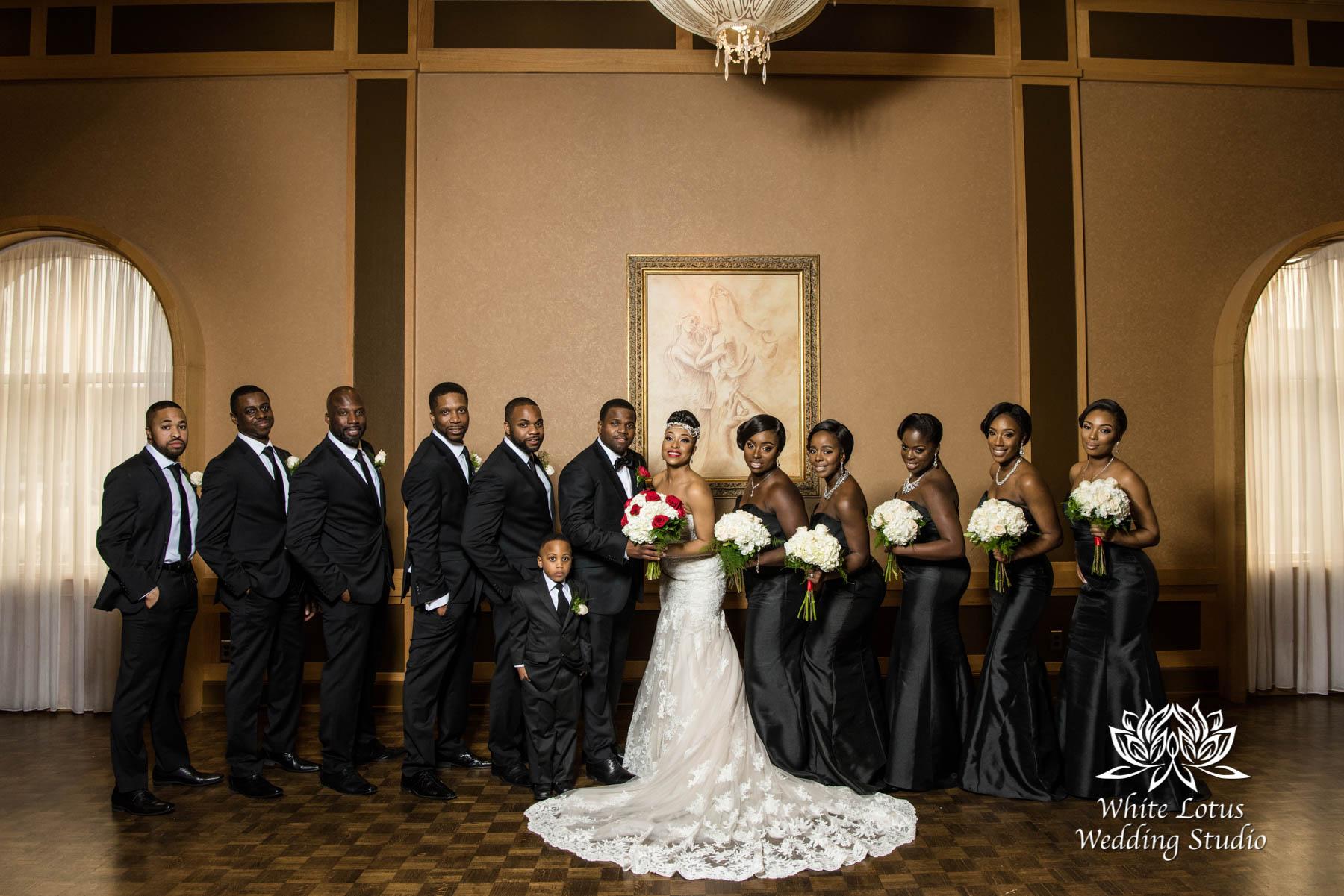 246 - Wedding - Toronto - Fontana Primavera Event Centre