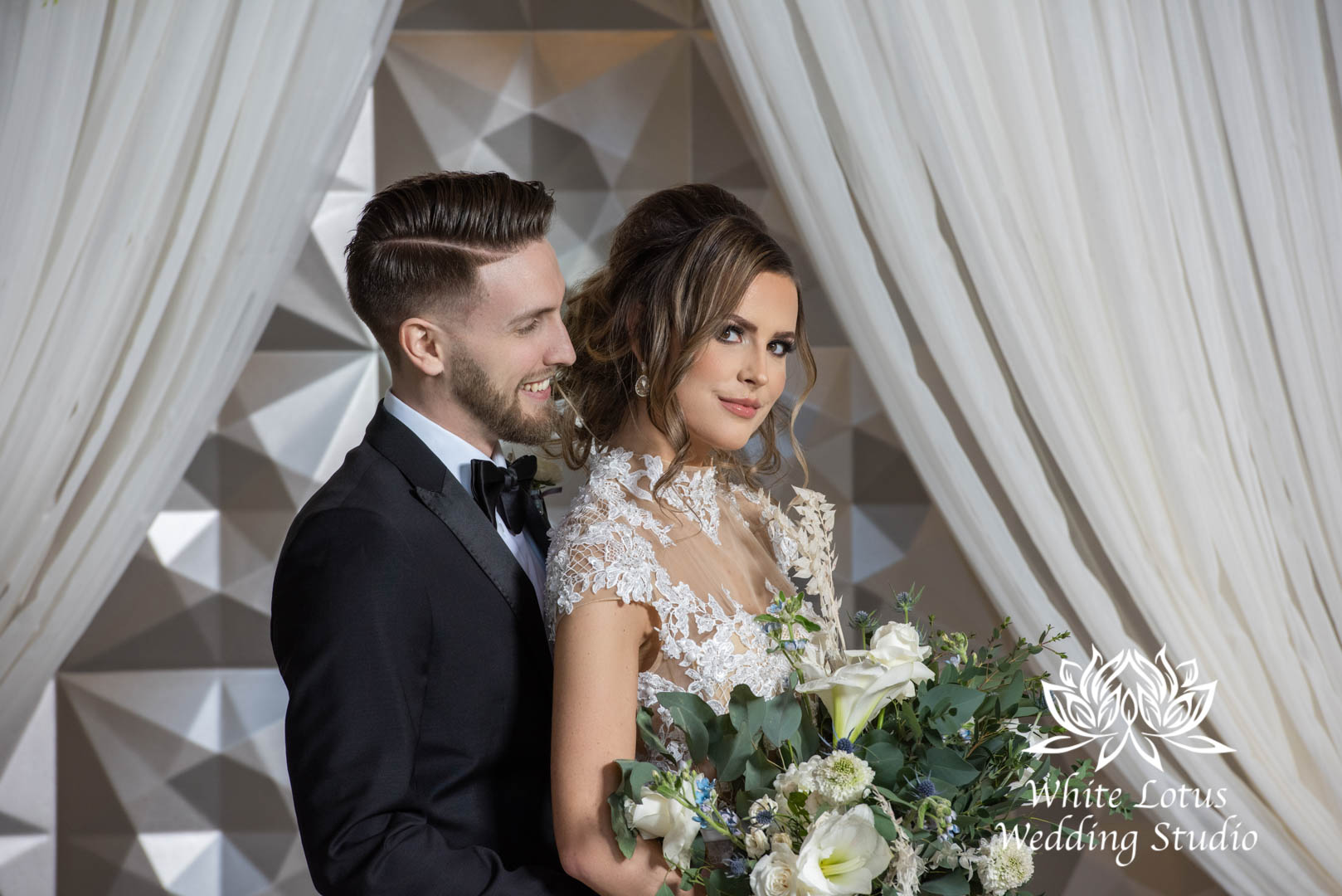 040- GLAM WINTERLUXE WEDDING INSPIRATION