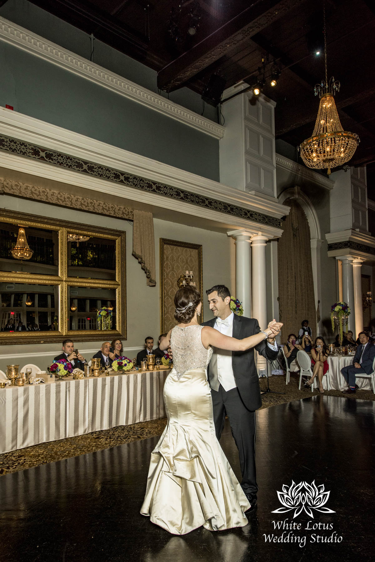 296 - Wedding - Toronto - Liberty Grand - First Dance - PW