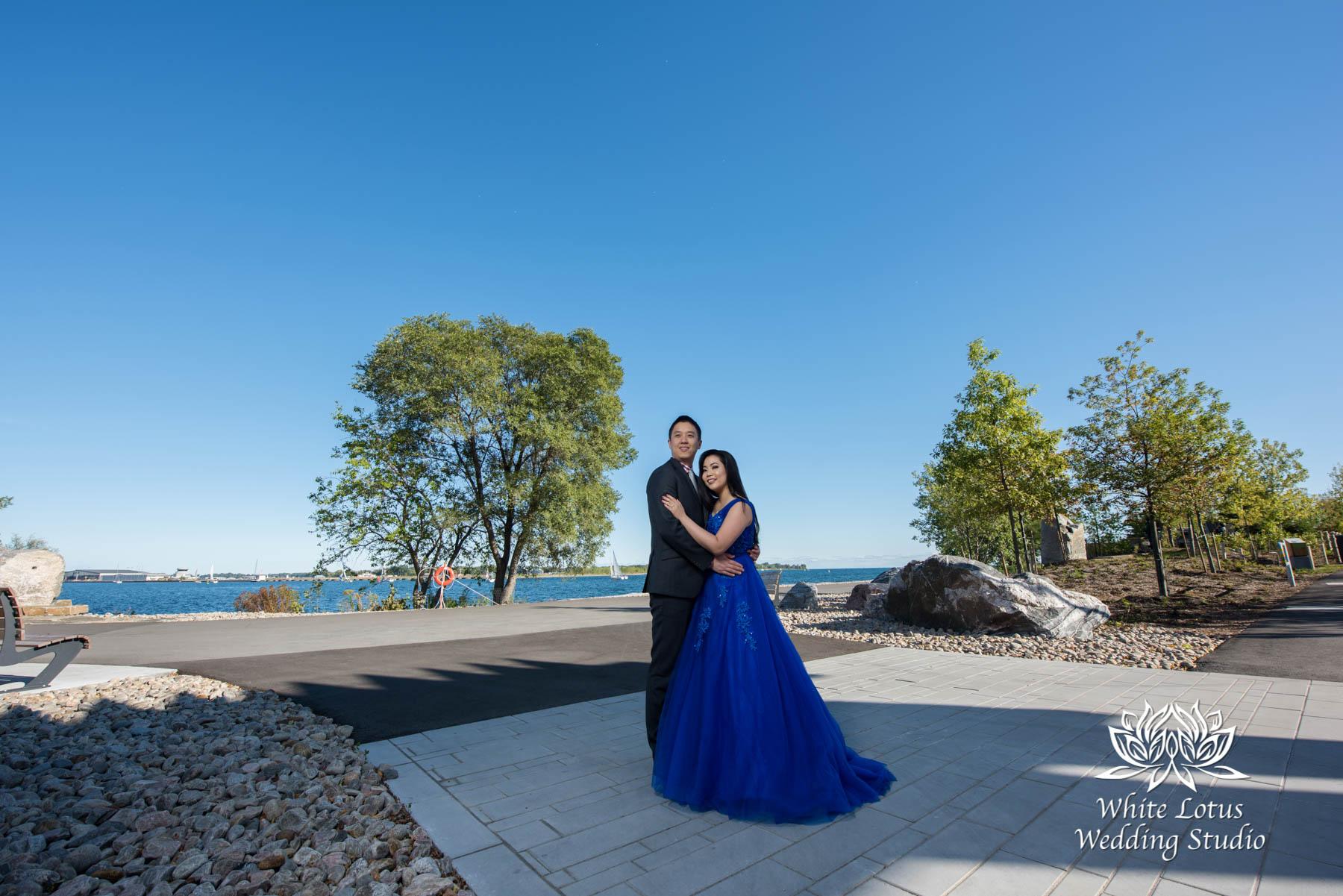 014 - Trillium Park - Toronto - Engagement