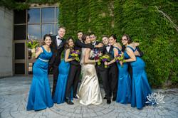 144 - Wedding - Toronto - Liberty Grand - Bridal Party - PW