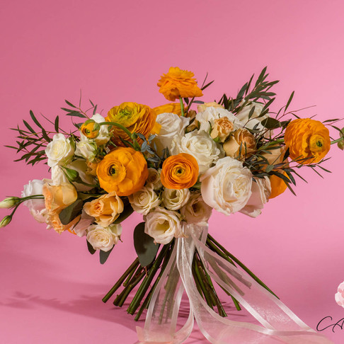 Wedding Bouquet - Contemporary