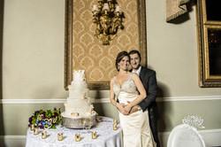 317 - Wedding - Toronto - Liberty Grand - Cake Cutting - PW