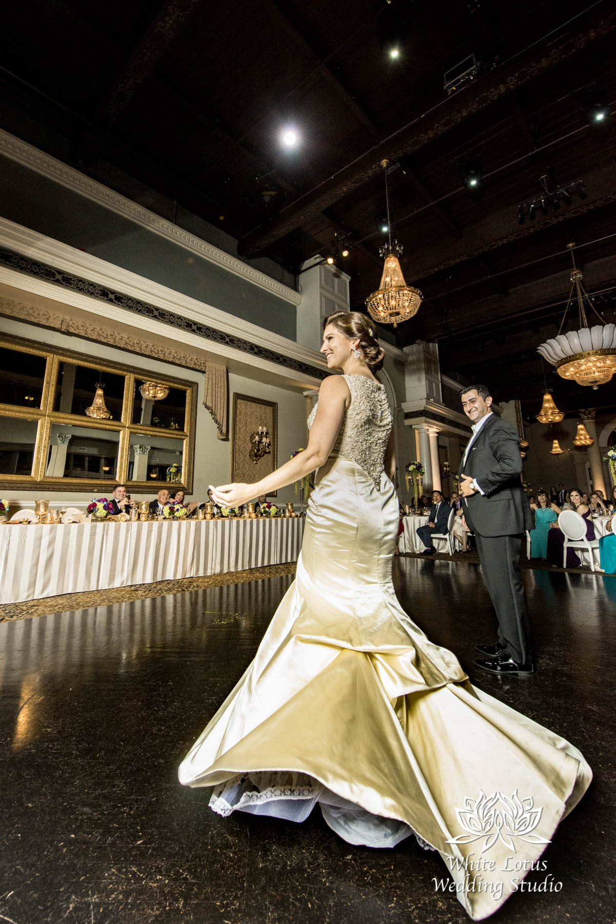 298 - Wedding - Toronto - Liberty Grand - First Dance - PW