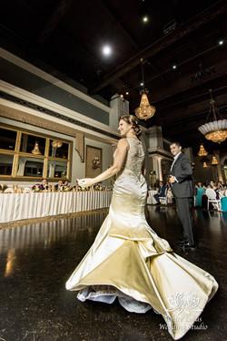 298 - Wedding - Toronto - Liberty Grand - First Dance - PW