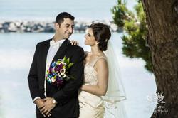 110 - Wedding - Toronto - Lakeshore wedding - PW