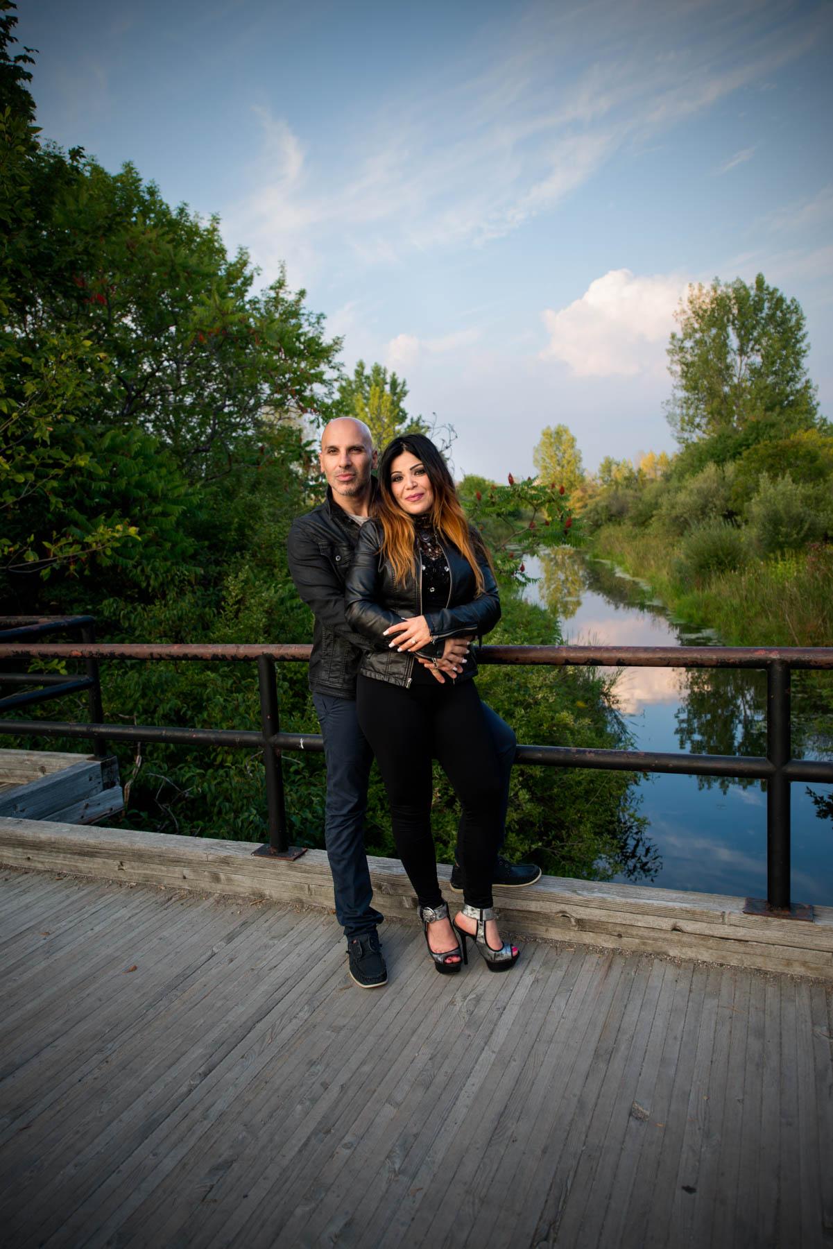 054 - Engagement FL Humber Bay Park - Toronto
