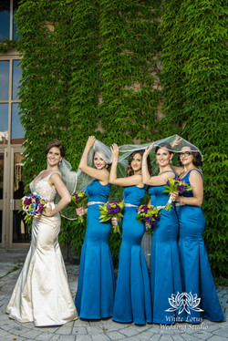 153 - Wedding - Toronto - Liberty Grand - Bridesmaids - PW