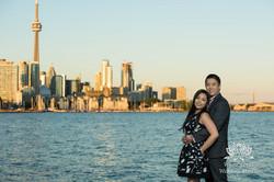 058 - Trillium Park - Toronto - Engagement