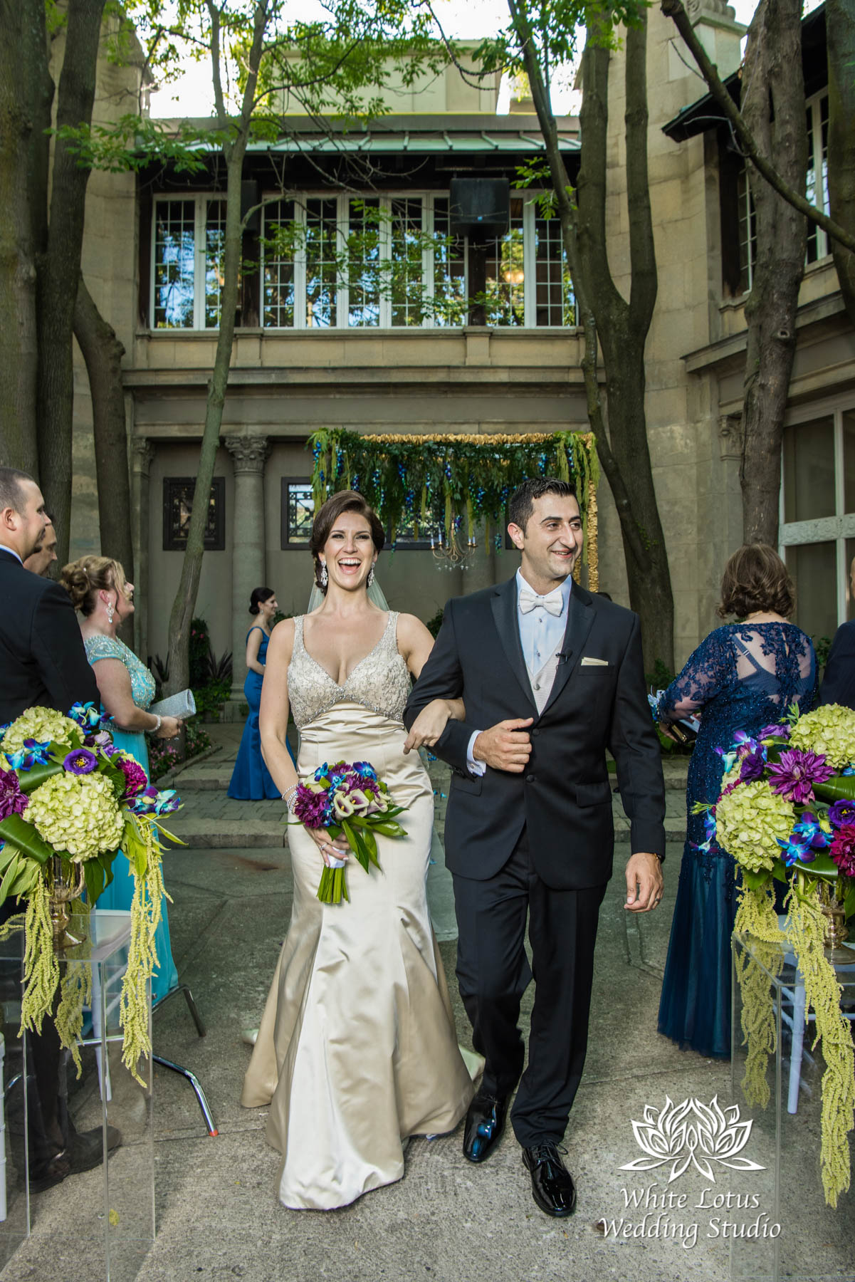 243 - Toronto - Liberty Grand - Wedding Ceremony - PW