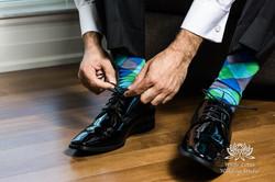 014 - Wedding - Toronto - Groom getting ready - WP