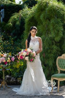 151- SPRING GARDEN WEDDING INSPIRATION