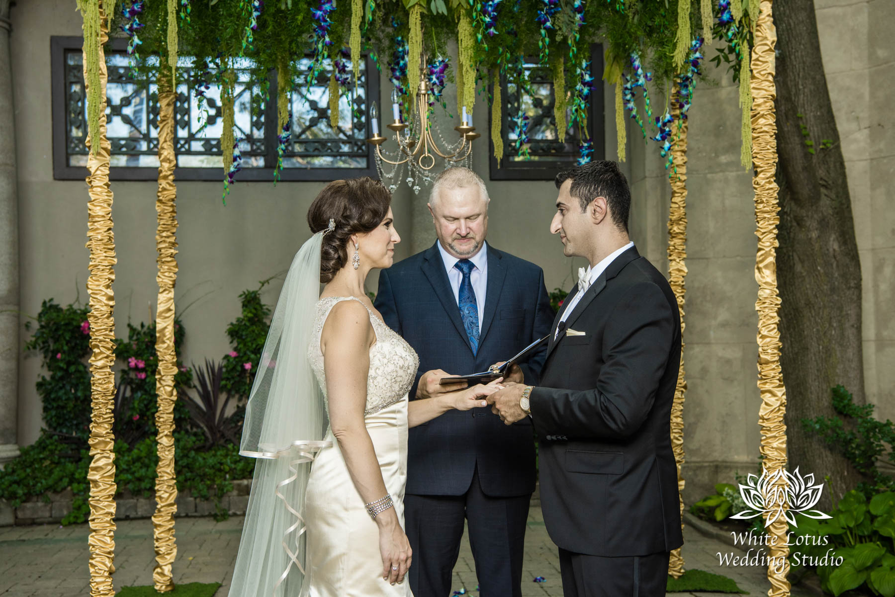 236 - Toronto - Liberty Grand - Wedding Ceremony - PW