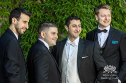167 - Wedding - Toronto - Liberty Grand - Groomsmen - PW