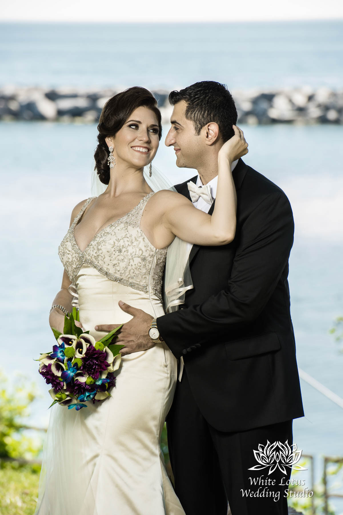 113 - Wedding - Toronto - Lakeshore wedding - PW
