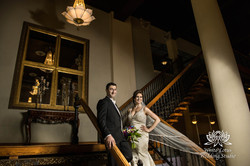 177 - Wedding - Toronto - Liberty Grand - Bride and Groom - PW
